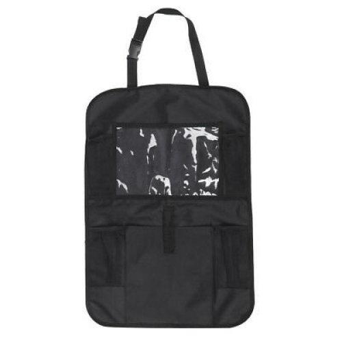Car Backseat Organiser | Fabric Tablet Holder For Car