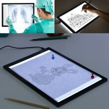 A3 LED Stencil Light Box Artist Tracing Drawing Copy Plate Table Gifts