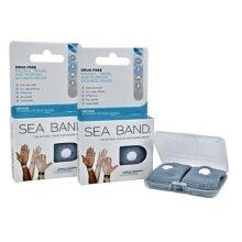 Sea-Band Grey - Bundle of 2
