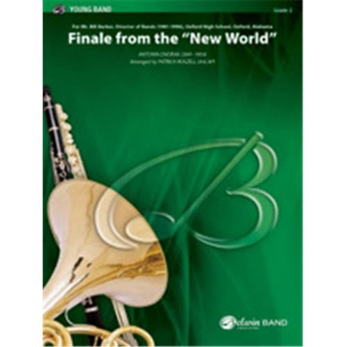 Alfred 00-42177 FINALE FROM THE NEW WORLD-BYB 2