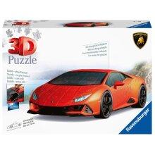 Ravensburger 3d Lamborghini Huracan Evo Jigsaw Puzzle Premium Quality