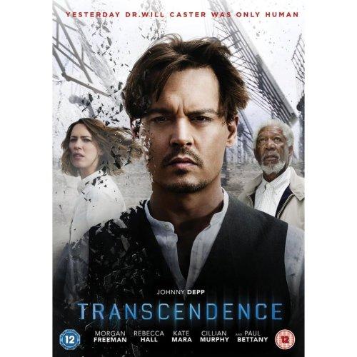 Transcendence DVD [2014]