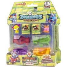 Zomlings – Blister Pack, Series 6 (Magic Box Int. Toys zm6p0600)