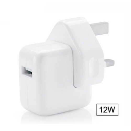 12W USB Power Adapter for iPhone iPad Tablet 2.4A