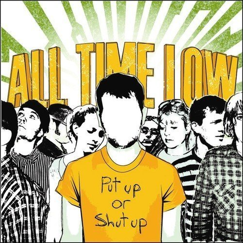 All Time Low - Put Up or Shut Up [CD]