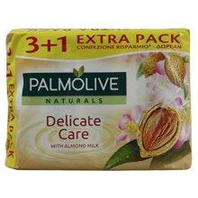 Palmolive Delicate Care Almond Milk Bar Soap 4pz x 90g
