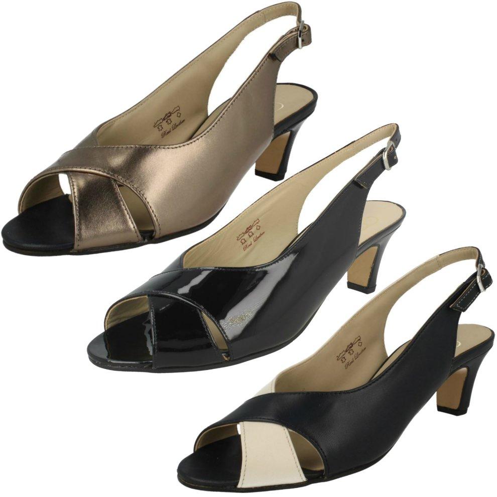 Ladies Equity Smart Heeled Sandals Suzy