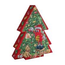Jelly Belly Christmas Tree Sweet Advent Calendar Jelly Bean Gift 190g