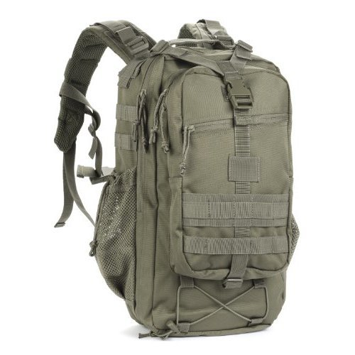 Red Rock Outdoor Gear Summit Backpack (Olive Drab)