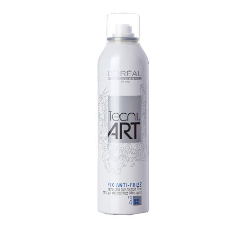 Loreal Professionnel Spray Anti-Frizz Tecni Art Fix Force 4 250ml