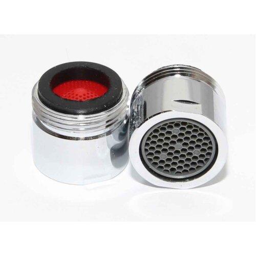 (18mm, 6 Litre per minute) Tap Aerator 18mm 20mm 22mm 24mm male, water, energy & saving reduce bills