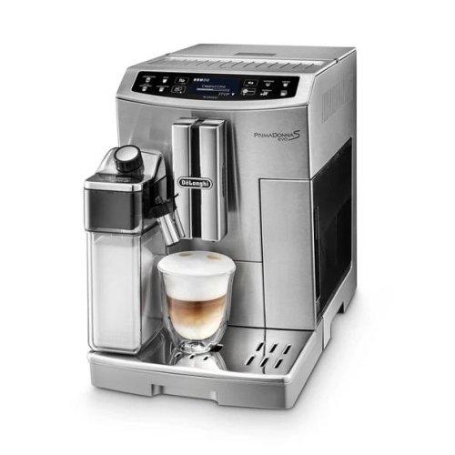 DeLonghi ECAM510.55.M 'PrimaDonna S Evo' Bean To Cup Coffee