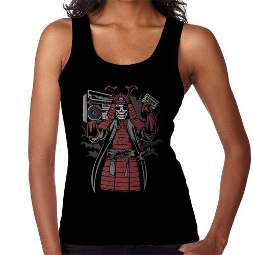 Samurai Boombox Women's Vest