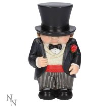 Nemesis Now Mini Me Hubby Wedding Miniature Figurine Ornament Sculpture 14cm