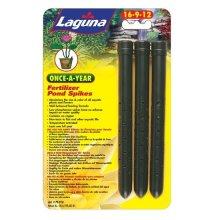 Laguna Plant Grow Fertilizer Pond Spikes 3pk
