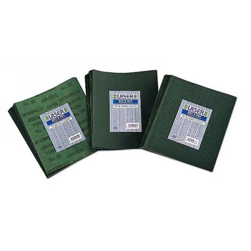 LASER Wet & Dry Paper - P120 - Pack Of 50 [2339]