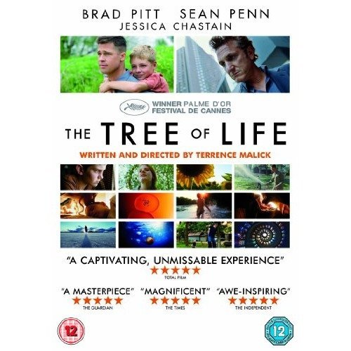 The Tree Of Life DVD [2011]