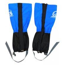 Outdoor Sports Leg Warmers Waterproof Leggings Camping Hunting Hiking Leg Sleeve Snow Legging Gaiters sky blue
