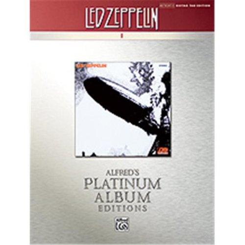 Alfred 00-32439 LED ZEPPELIN I GTR TAB PLATINUM