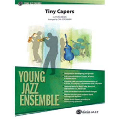 Alfred 00-38672 TINY CAPERS-JYJ