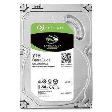 Seagate 2 TB BarraCuda 3.5 Inch Internal Hard Drive (7200 RPM, 256 MB Cache, SATA 6 Gb/s, Up to 220 MB/s, Model: ST2000DM008)