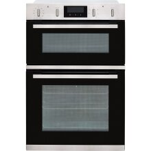 NEFF N50 U2GCH7AN0B Built In Electric Double Oven - Stainless Steel