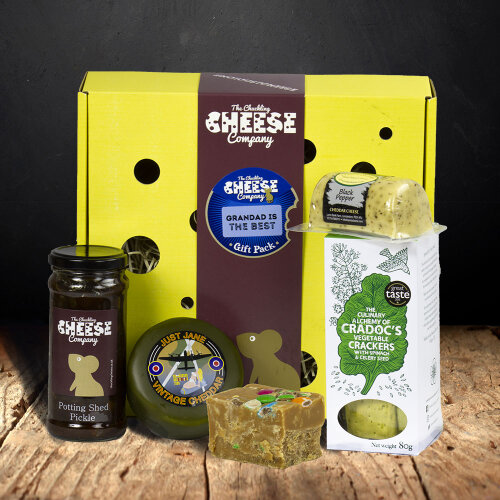 Grandad is the Best Cheese Gift Box