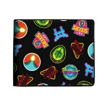 Ready Player One All Over Print Sublimated Bi-Fold Wallet