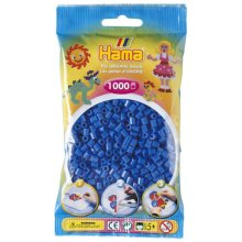 Hama Beads 1000 Bead Pack Light Blue