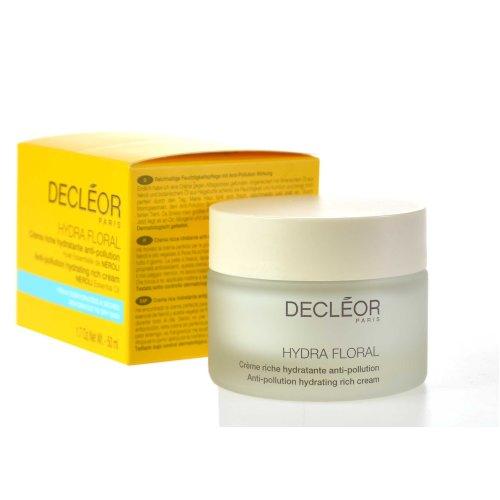 Decléor Hydra Floral Anti-Pollution Hydrating Rich Cream – 50ml