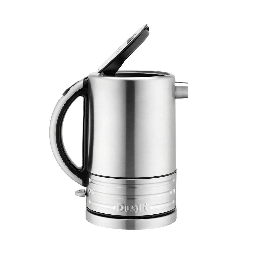DUALIT Architect brushed steel kettle