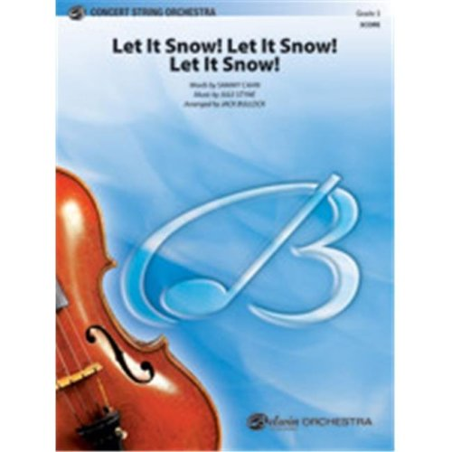 Alfred 00-41231 LET IT SNOW LET IT SNOW LET IT-PCS