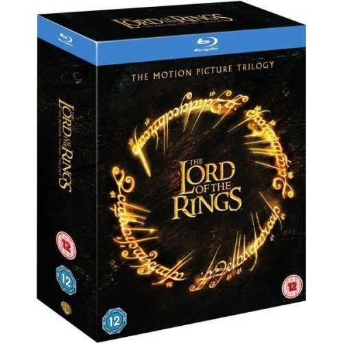 The Lord Of The Rings - Trilogy (3 Disc) Blu-Ray [2015]