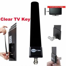Indoor Antenna Clear TV Key HDTV FREE TV Digital 1080p Ditch Cable