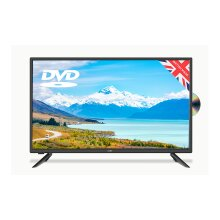 """Cello 32"""" Inch HD Ready LED TV with Built-in DVD Player"""