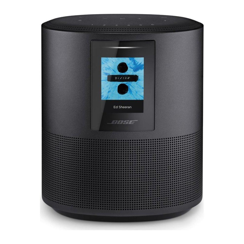 BOSE Home 500 Wireless Voice Controlled Speaker - Black, Black