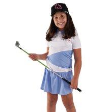 Noisy Golf - Mermaid Girls Golf Skort (4-11 yrs)