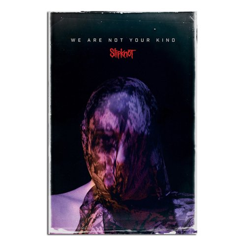 Slipknot We Are Not Your Kind Poster Maxi - 91.5 x 61cms (36 x 24 Inches)