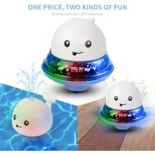 Baby Bath Toys Toy Sprinkler Bath Toy for Kids Toddlers Water Spray Toy Light Up Bathtub Toys