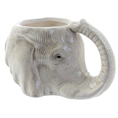 Elephant Shaped Mug