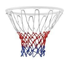 Trixes 12 Loop Nylon Basketball Hoop Net - Red, White & Blue