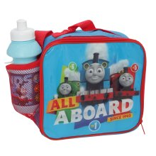 Thomas And Friends Childrens/Kids Lunch Bag And Water Bottle