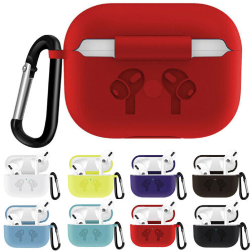 For Apple AirPods Pro Case Cover Silicone Protective Ultra Slim AirPod 3 Case