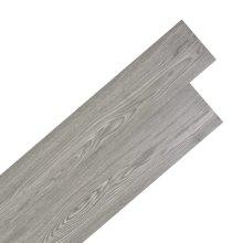 Self-adhesive PVC Flooring Planks 5.02 m² Dark Grey