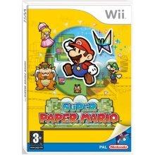 Super Paper Mario (Wii) - Used