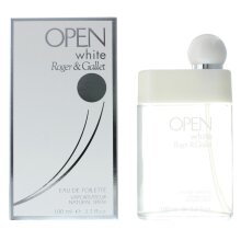 Roger & Gallet Open White Eau De Toilette Spray 100Ml