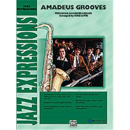 Alfred 00-24874 AMADEUS GROOVES-JJE
