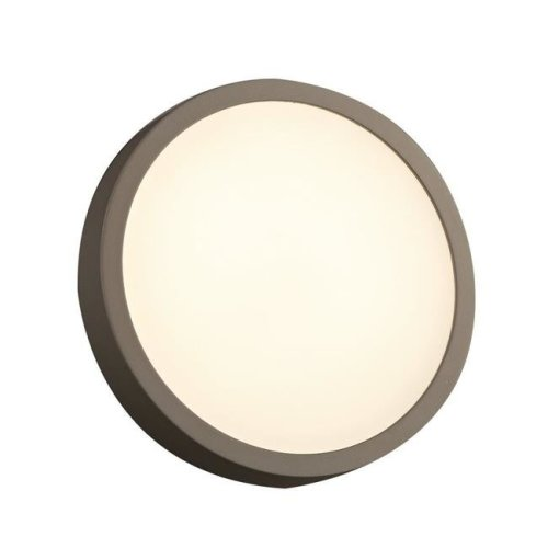 18W One Bronze exterior light Aluminium from the Olivia Collection, Bronze