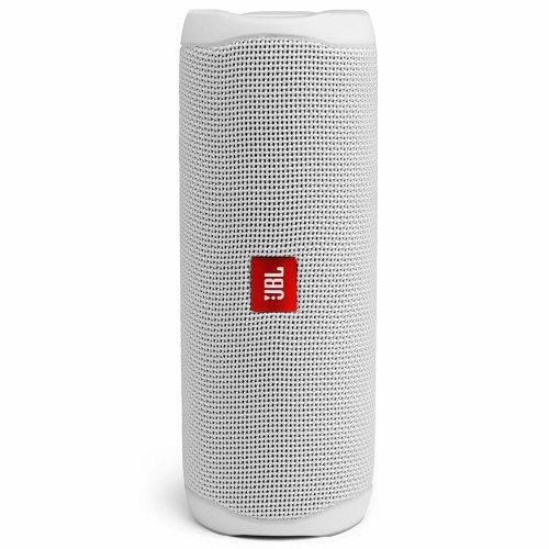 (White) JBL Flip 5 Portable Waterproof Speaker