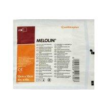 Melolin Wound Dressing 10cm x 10cm - 1 Dressing